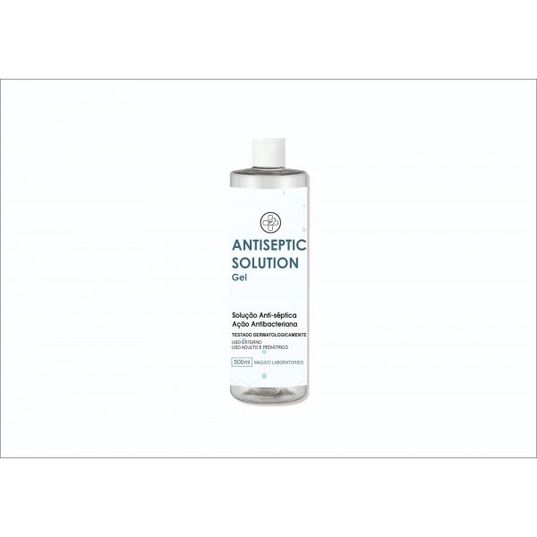 Alcool Gel Hidroalcoolico 250 ml