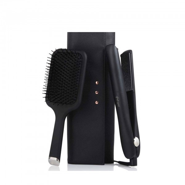 GHD Gold and Paddle Brush Gift Set