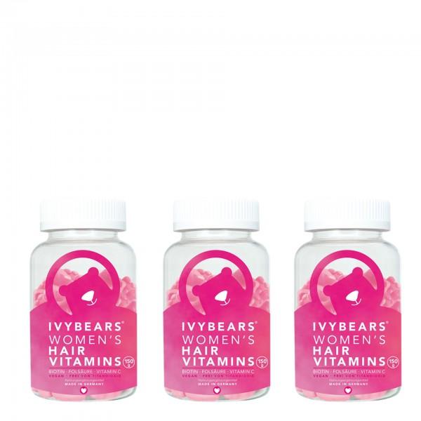 Ivybears Hair Vitamins For Women 3 Meses