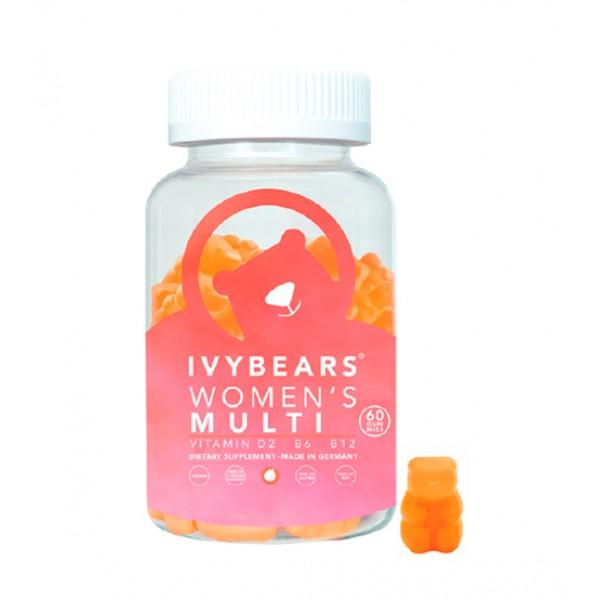 Ivybears Women's Multi 60 Gomas