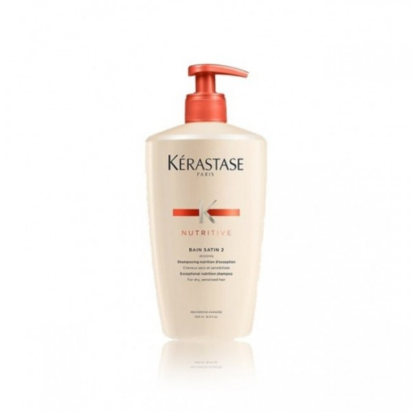 Kerastase Satin 2 Shampoo Bain  500ml