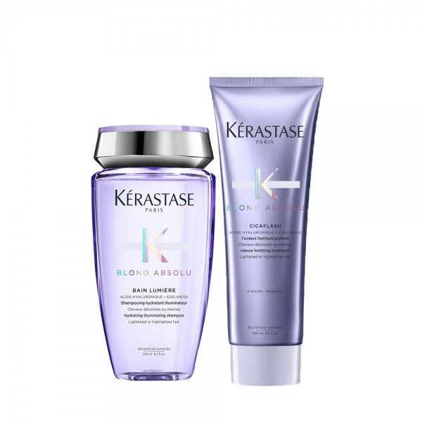 Kérastase Duo Pack Blond Absolut