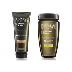 KIT CAPITAL FORCE HOMME