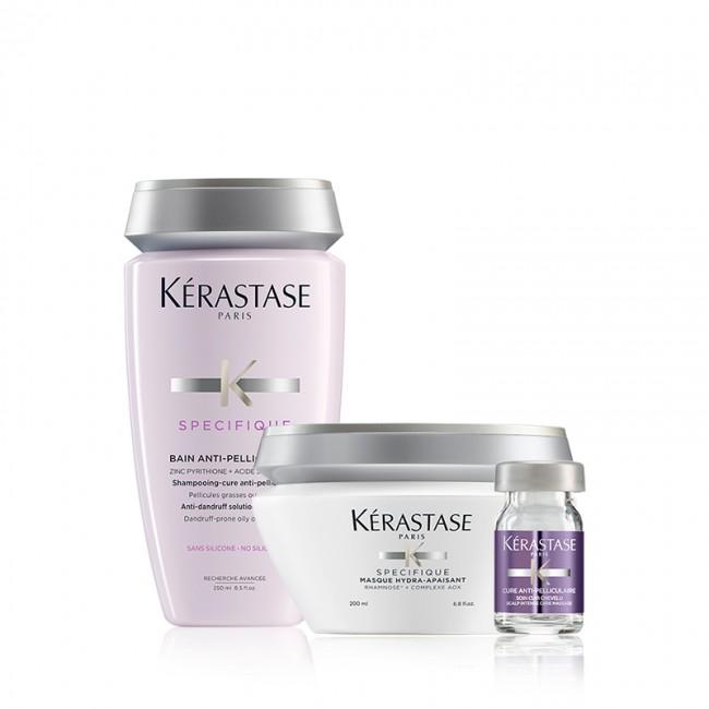 comprar k rastase specifique anti caspa ao melhor pre o hair shop 24. Black Bedroom Furniture Sets. Home Design Ideas