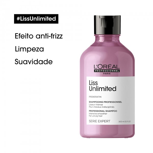 Shampoo Liss Unlimited 300ml