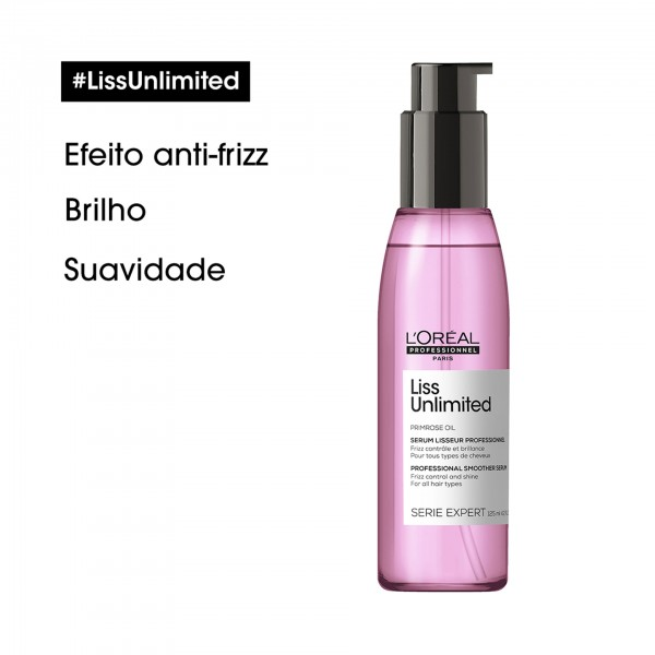 Huile Liss Unlimited 125ml