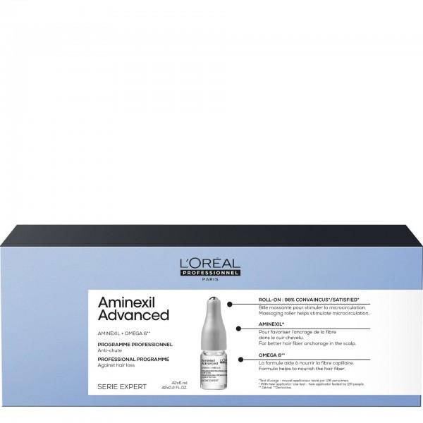 Ampolas Aminexil Advanced 42x6ml