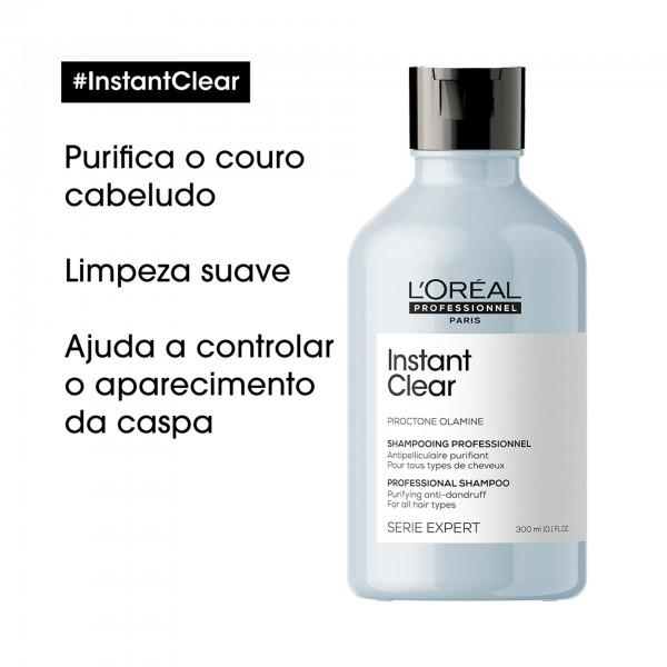 Shampoo Instant Clear 300ml