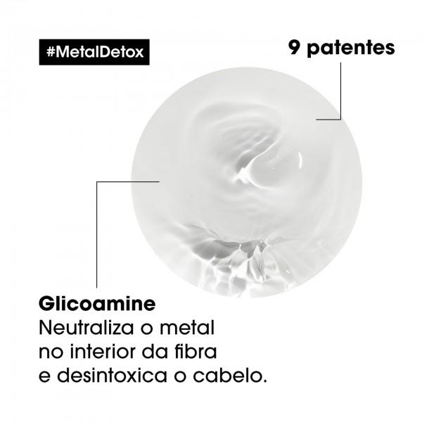 Shampoo Metal Detox 300ml