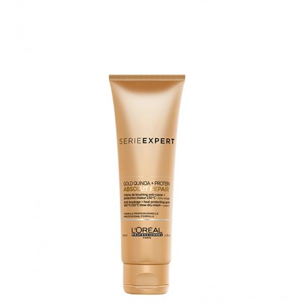 L'Oréal Absolut Repair Gold Creme de Brushing 125ml