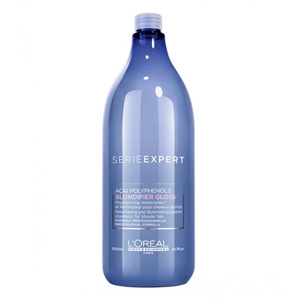 L'Oréal Blondifier Gloss Shampoo 1500ml