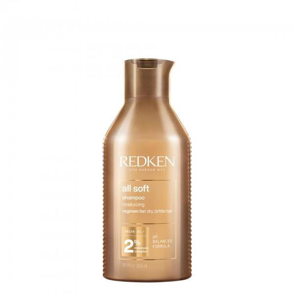 Shampoo All soft 300ml