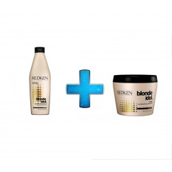 Redken KIT BLONDE IDOL (SHAMPOO E MÁSCARA)