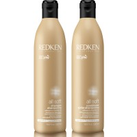 Redken All Soft Shampoo + Condicionador 500ml
