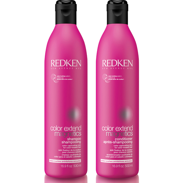Redken 2 X 500ml COLOR EXTEND MAGNETICS (Shampoo + Condicionador)