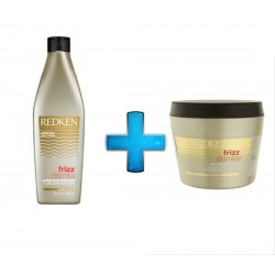 Redken Kit Frizz Dismiss (Shampoo e Máscara)