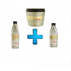 Redken Kit Frizz Dismiss (Shampoo, Máscara e Condicionador)
