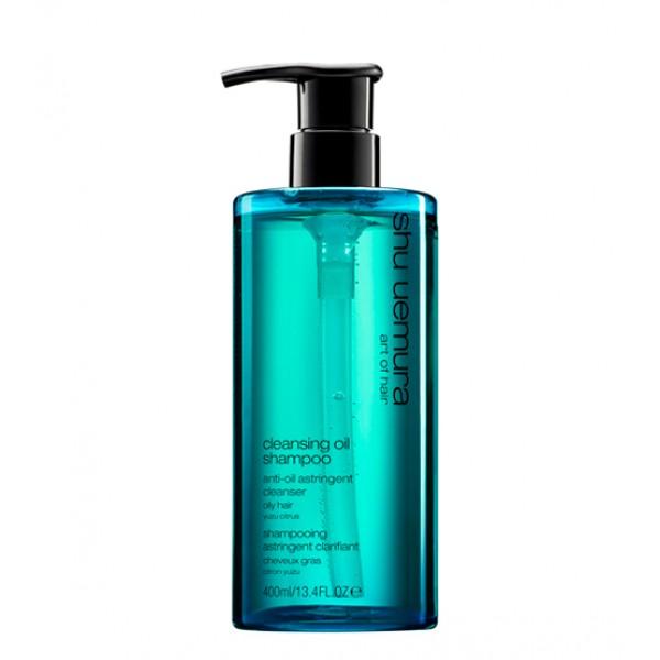 Shu Uemura Cleansing Oil Shampoo Anti-Oleosidade 400ml