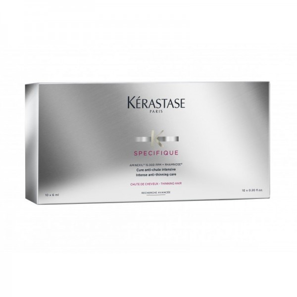 Kérastase Ampolas Anti-Chute Aminexil Force R42 X 6ml + 2 Bain Prevention