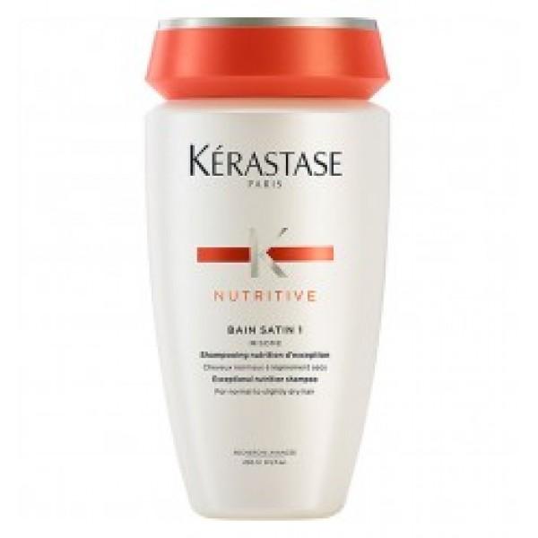 Kerastase Nutritive Shampoo Bain Satin1 250ml