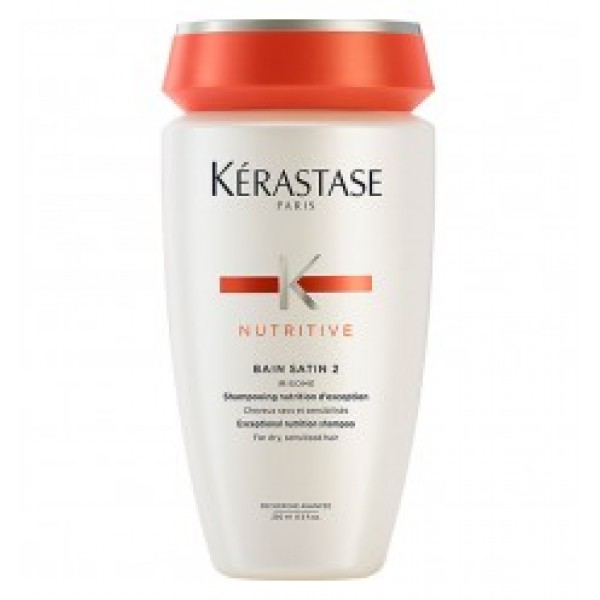 Kerastase Nutritive Shampoo Bain Satin2  250ml