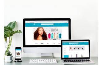 A Hairshop24 acaba de lançar uma nova Loja Online