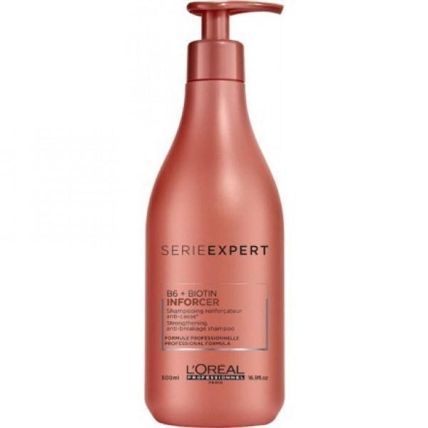 L'Oréal Serie Expert Inforcer Shampoo 500ml