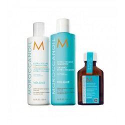 Moroccanoil Volume  Kit Pack