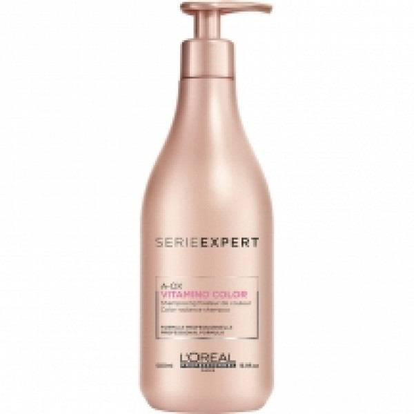 L'Oréal Vitamino Color AOX Shampoo 500ml